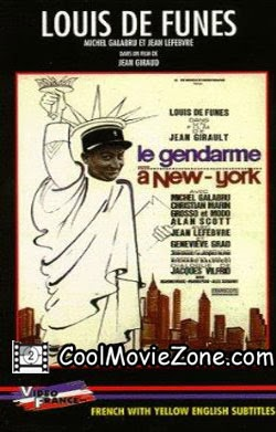 The Gendarme in New York (1965)