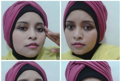 Shanti as a Turban Lady