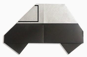 Hướng dẫn cách gấp xe ô tô tuần tra bằng giấy đơn giản - Xếp hình Origami với Video clip