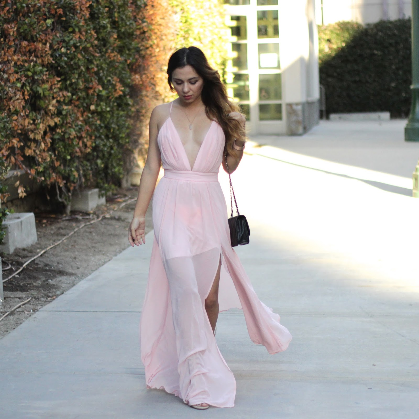 Fashion By Vicky Pink Dress From Hot Miami Styles