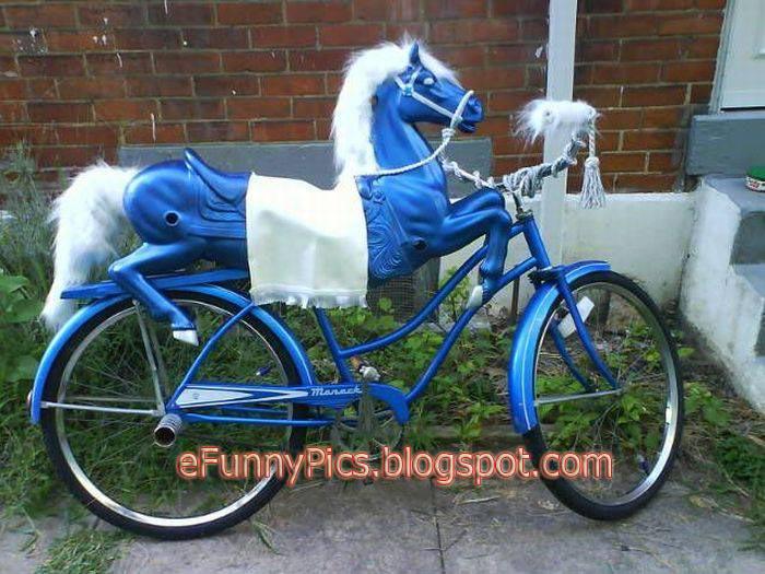 Pony Bike