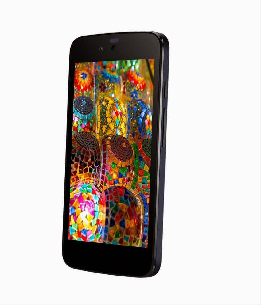 Karbonn Android One Sparkle V Blue 01