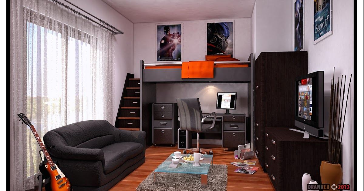 Philippine Dream House Design Boy S Room