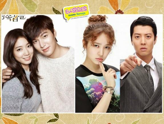 Foto Para Pemain Drama Korea THE HEIRS Paling Terbaru » Informasi
