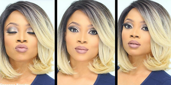 Toke Makinwa shares stunning new photos as she turns 31(HBD)