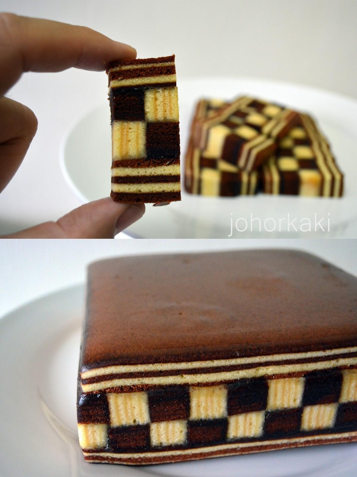 Cake Lapis Sarawak Recipe