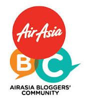 Airasia Blogger