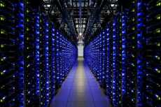 Google Data Center en Street View