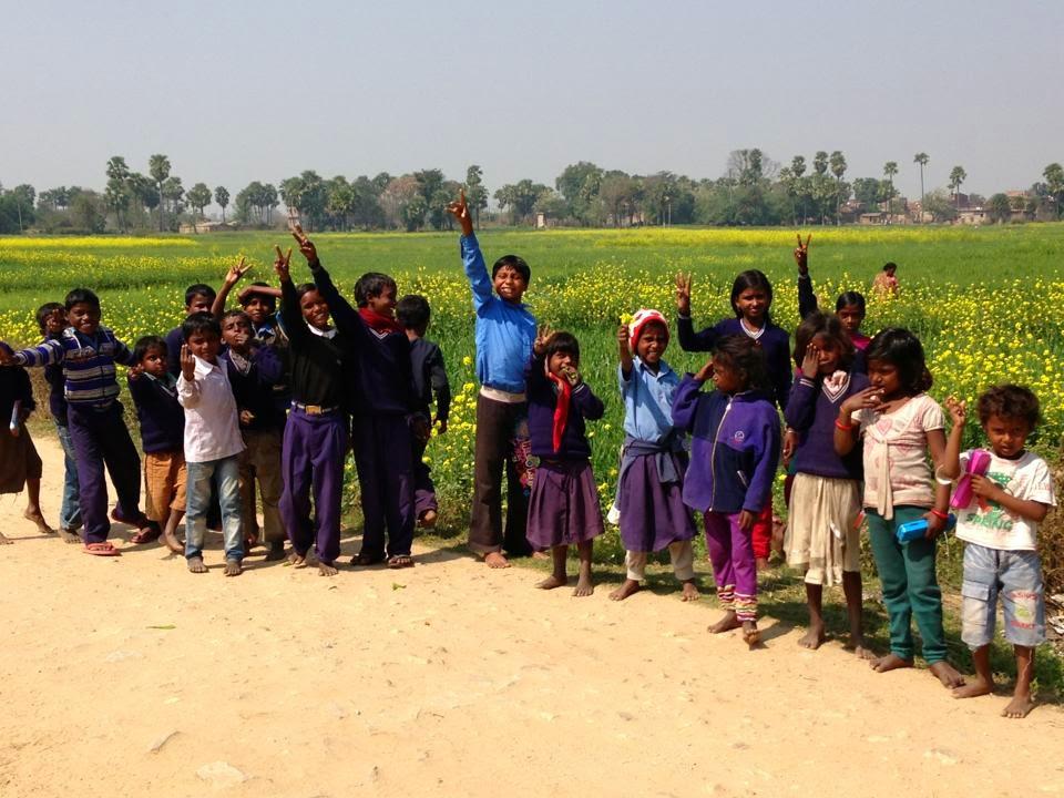#PREMAMETTA SCHOOL - BODHGAYA - ÍNDIA