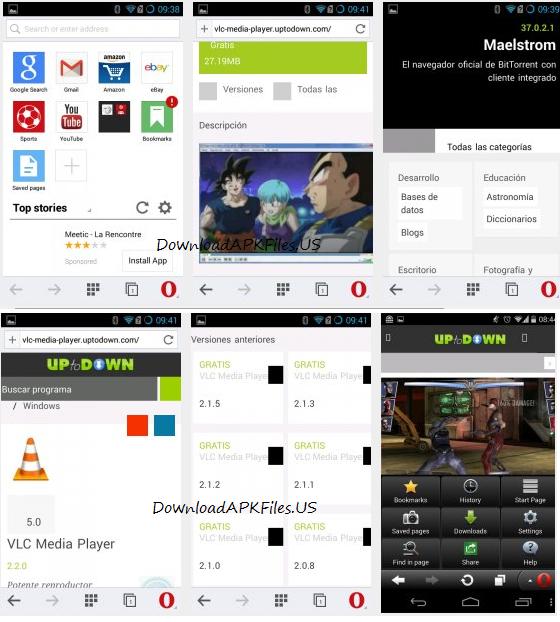 uc mini old version apk file download