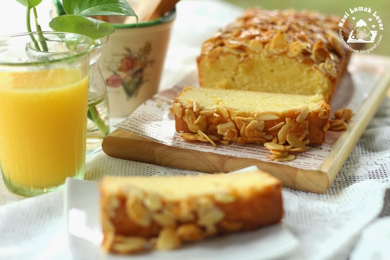What Size Eggs In Almond And Orange Cake