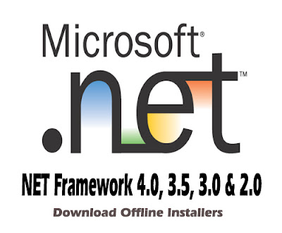 NET Framework v 4.0, 3.5, 3.0 & 2.0