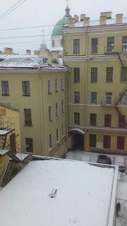 А зима все не уходит