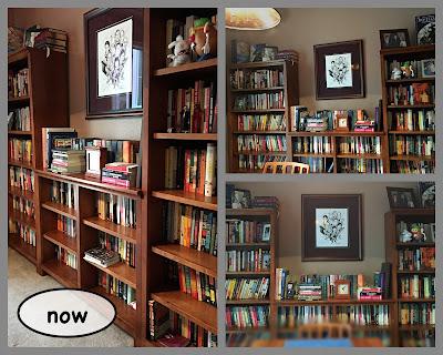 bookshelves June 2015 3Rs Blog