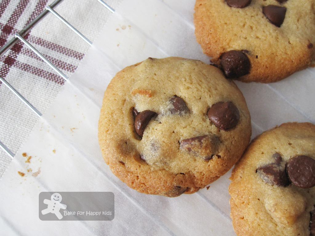 Bake for Happy Kids: Joanne Chang's Chocolate Chip Cookies