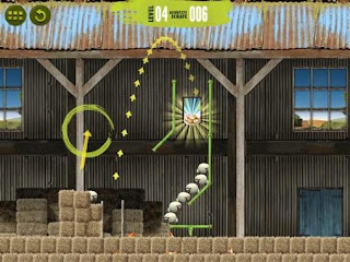 Screenshots of the Shaun the sheep: Sheep stack for Android tablet, phone.