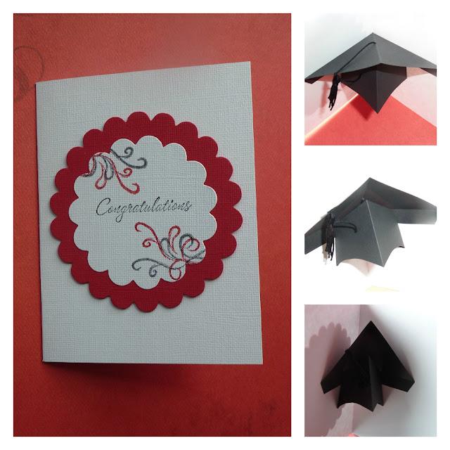 Instructions For Graduation Cap Cake