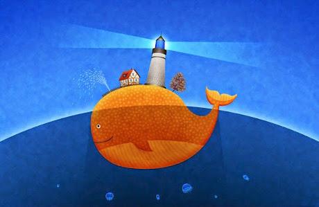 My dear Whale