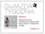 Gwiazda tygodnia na STYLIO.PL