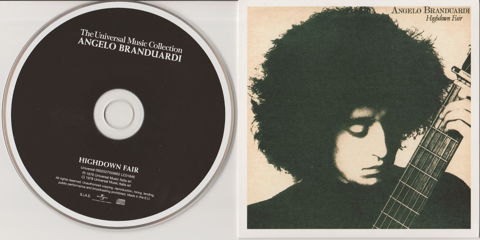 Angelo Branduardi Album 06:44 Angelo Branduardi