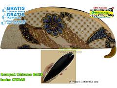 Dompet Calzone Batik