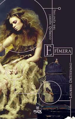 Efímera, de Lauren Destefano
