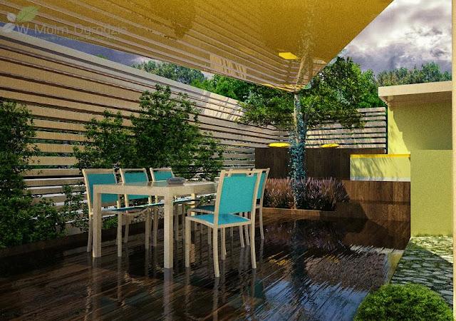 projektowanie malych ogródków, warszawa, grójec,