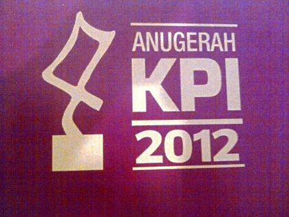 Daftar Lengkap Pemenang Anugerah KPI 2012