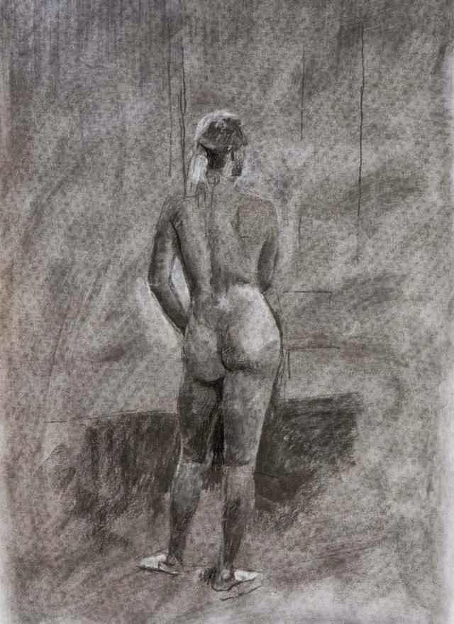 Британский художник. Laurence Kell