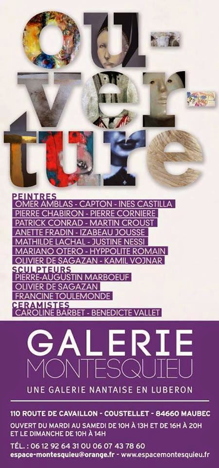 LUBERON - GALERIE MONTESQUIEU