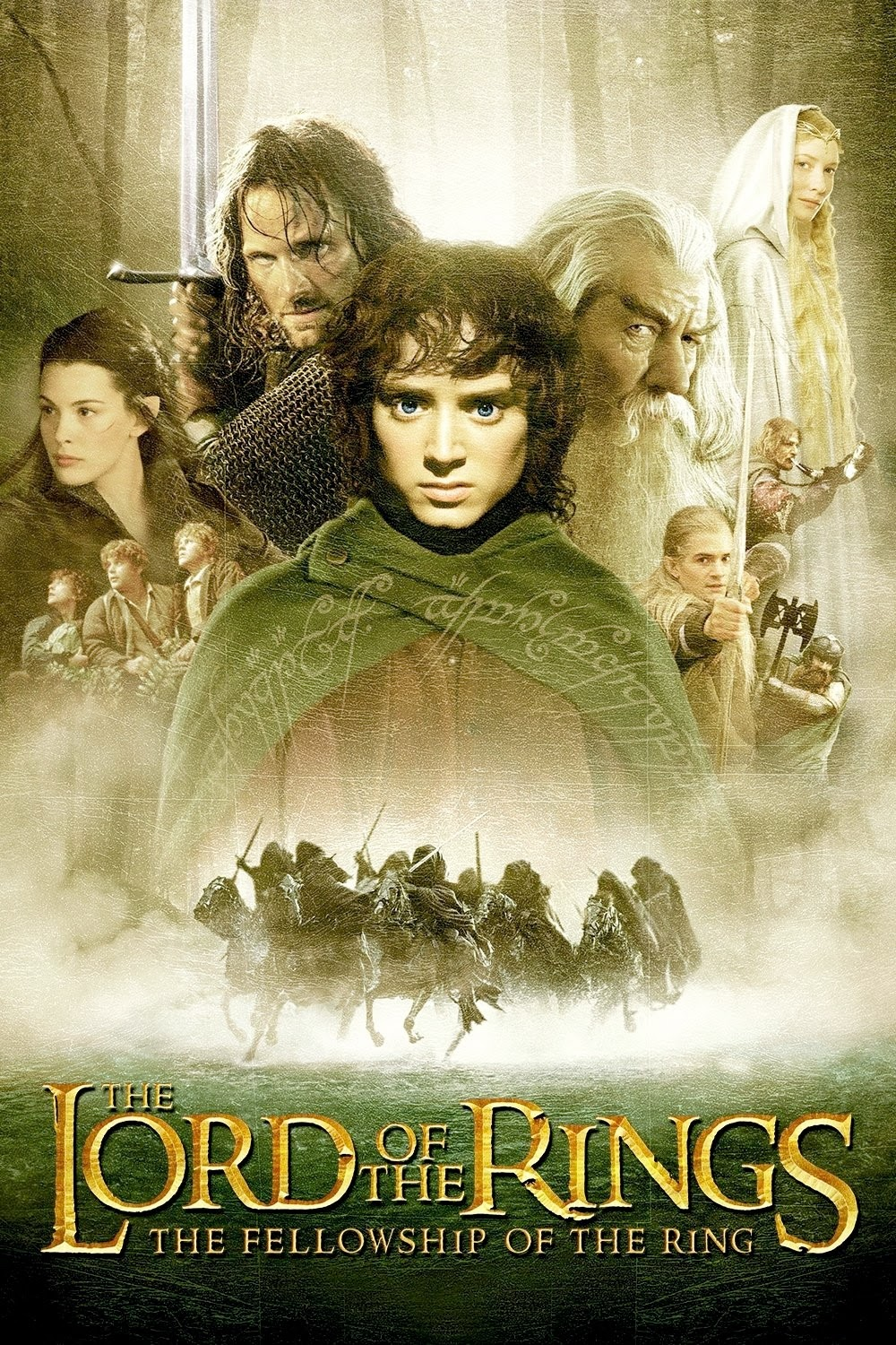 Download Film The Lord of the Rings: The Fellowship of the Ring (2001) BluRay 720p