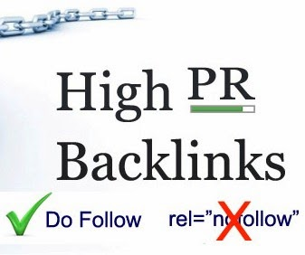 High Pr blogs for backlinks