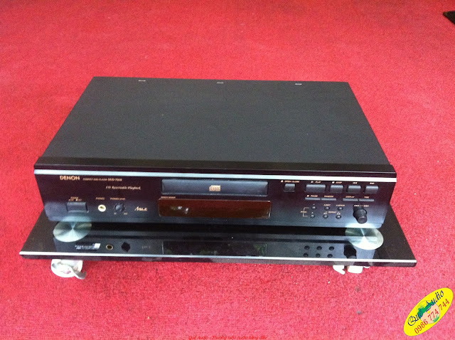CD Player Denon DCD-755II - Made in Japan