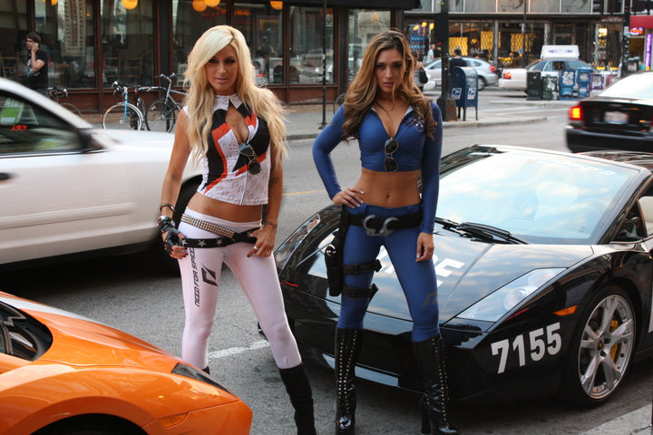Need For Speed Hot Pursuit On Tour Chicago Sport Cars