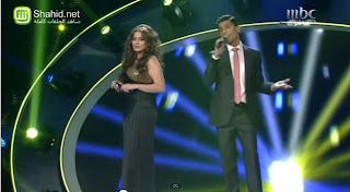 ماش اب اغنية بيحن وانته ايه محمد عساف وفرح يوسف | Download Mp3 Song Arab Idol