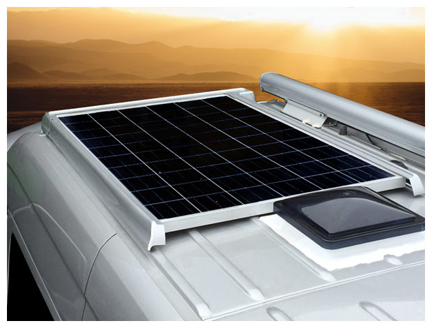 Benefits of solar panels for RVs