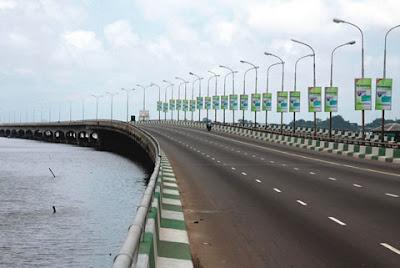 Third Mainland Bridge, Lagos