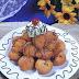 Receta de buñuelos de fruta