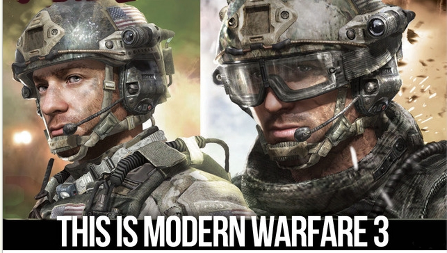 call of duty modern warfare 3 guns. Of Duty: Modern WarFare 3: