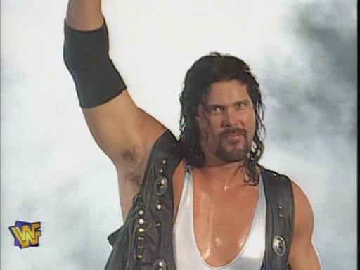 WWF / WWE - In Your House 1 - Diesel defended the WWF Title against Sid in the main event