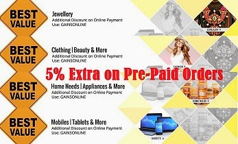HomeShop18:  Best Selling Products (Mobile Phones / Tablets / Home Needs / Jewellery / Fashion) at Best Prices+ Free Shipping