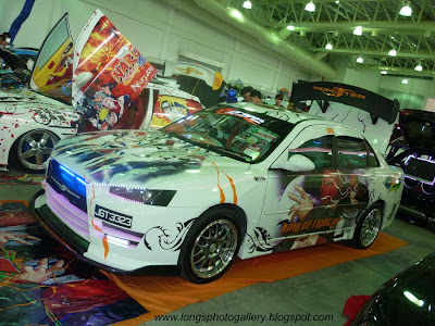 The King of Fighter Waja Evo X
