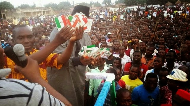 pdp members defecting apc