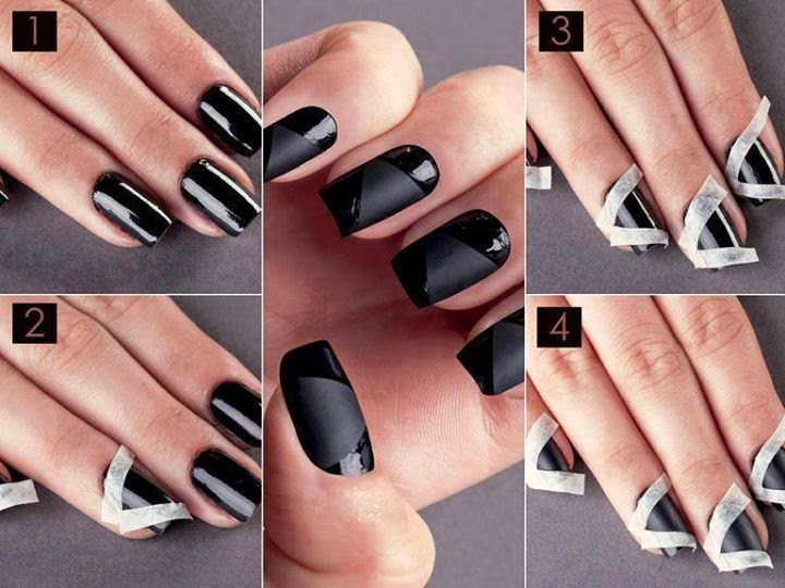 Nails Arts Tutorials...