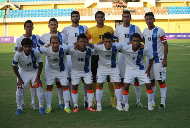 Asia Champions Trophy 2015: India U-18 1-0 Felda United FC