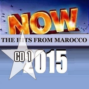 Now The Hits From Marocco 2015 Cd 1