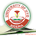 List Of Students Offered Admission In The School Of Postgraduates Studies In UNIUYO
