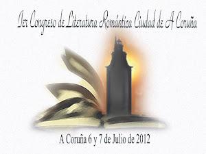 I Congreso de Literatura Romántica Ciudad de La Coruña