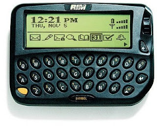 Pager QWERTY