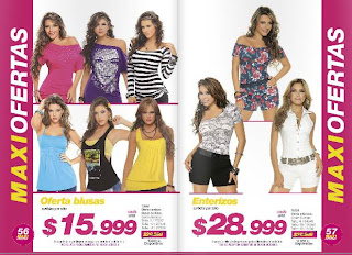 oferta carmel moda c-11 2013